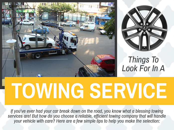 Things To Look For In A Towing Service